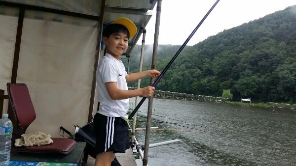 MiyeongKimsSonFishing